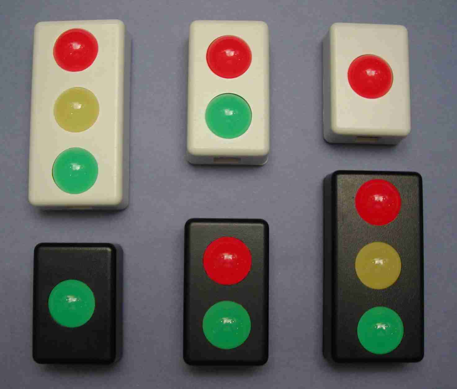 USB Traffic Indicator Lights