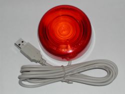 USB Single Color Indicator Lights